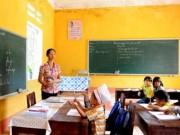 Giáo dục - du học - Chắt chiu từng con chữ cho trẻ vùng cao