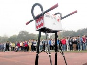 Phi thường - kỳ quặc - Robot lập kỷ lục đi bộ quãng đường dài nhất thế giới