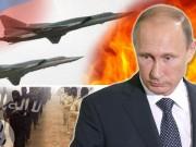 Thế giới - Máy bay rơi đẩy Putin lún sâu vào cuộc chiến ở Syria?