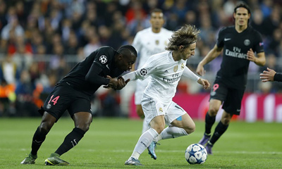 Chi tiết Real Madrid - PSG: Nỗ lực trong vô vọng (KT) - 7