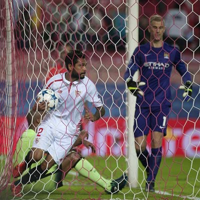 Chi tiết Sevilla - Man City: Không thể xoay chuyển (KT) - 5