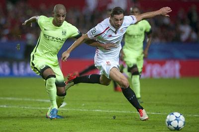 Chi tiết Sevilla - Man City: Không thể xoay chuyển (KT) - 7