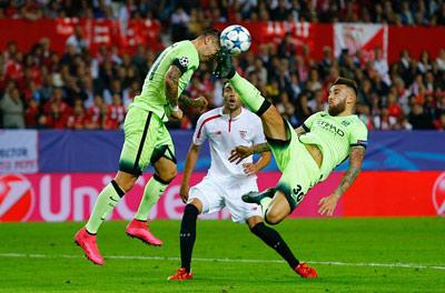 Chi tiết Sevilla - Man City: Không thể xoay chuyển (KT) - 8