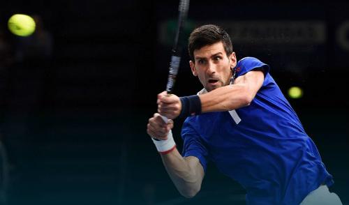 Djokovic – Bellucci: Không thể cản (V2 Paris Masters) - 1