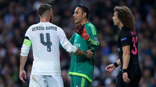 Benitez tin Real thắng may trước PSG - 1