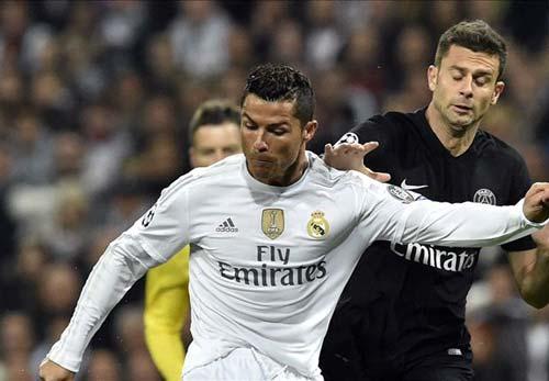 Ronaldo: Cây trường sinh của Real ở châu Âu - 1