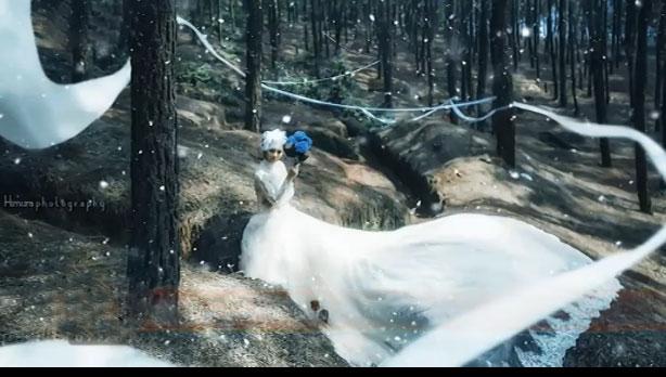 Độc đáo với trào lưu chụp ảnh cưới siêu thực - 2