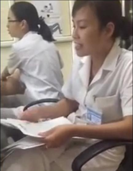 Kỷ luật điều dưỡng Bệnh viện C xúc phạm bệnh nhân hút thai - 1