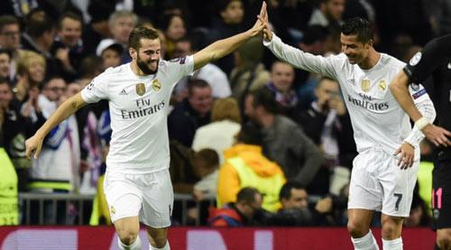 """Real Madrid: Khi Benitez """"đè nén"""" sự thăng hoa - 2"""