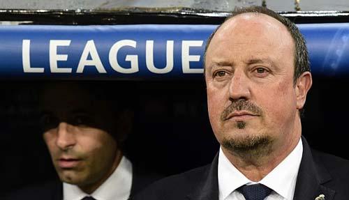 """Real Madrid: Khi Benitez """"đè nén"""" sự thăng hoa - 1"""