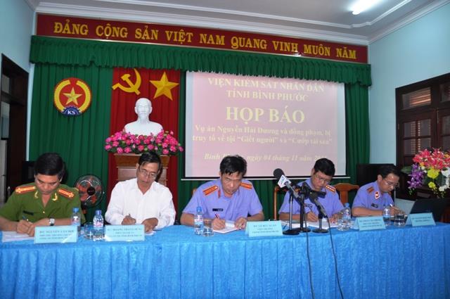 Công bố kết quả điều tra vụ thảm sát ở Bình Phước - 2