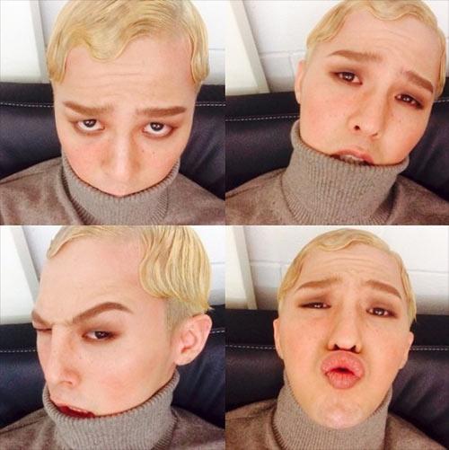 """15 kiểu tóc """"chất chơi"""" của G-Dragon - 6"""