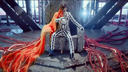 """15 kiểu tóc """"chất chơi"""" của G-Dragon - 10"""