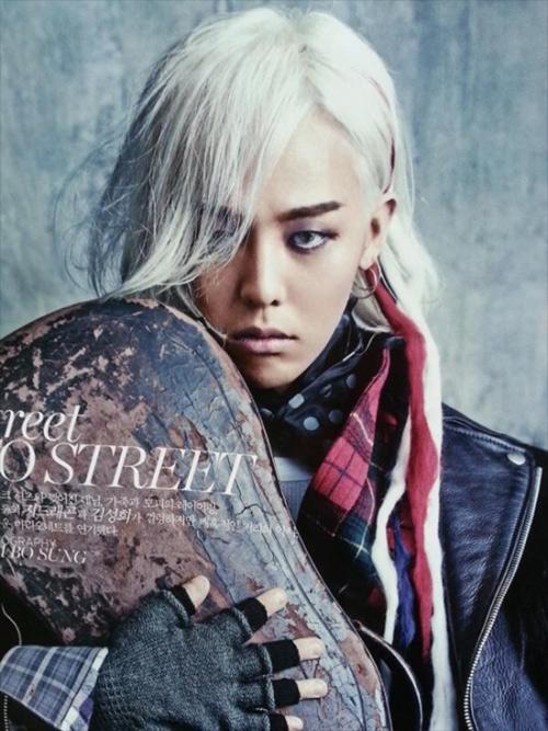 """15 kiểu tóc """"chất chơi"""" của G-Dragon - 3"""