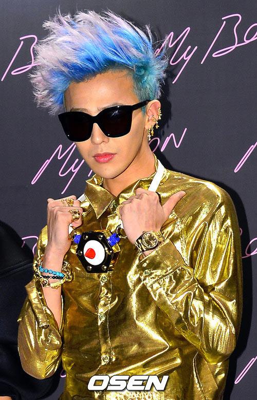 """15 kiểu tóc """"chất chơi"""" của G-Dragon - 7"""