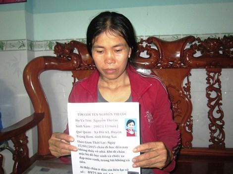 Một nữ học sinh đi học rồi mất tích bí ẩn - 2