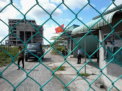 Phóng viên báo Người lao động bị hành hung khi tác nghiệp - 2