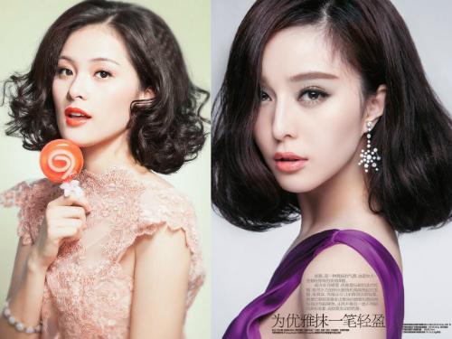 """""""Bạn gái"""" Quốc Cường đẹp không kém 3 đại mỹ nhân Hoa - 1"""