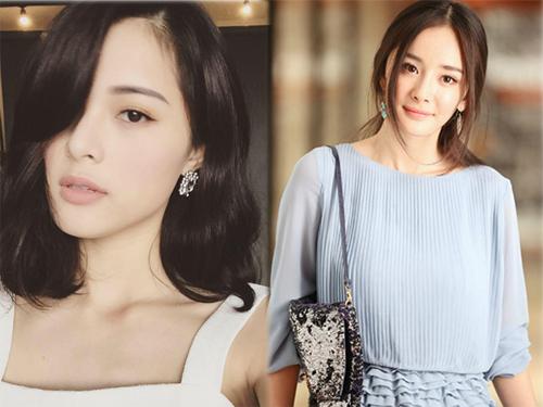 """""""Bạn gái"""" Quốc Cường đẹp không kém 3 đại mỹ nhân Hoa - 10"""