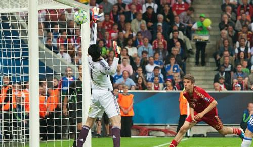 Chi tiết Bayern - Arsenal: Sụp đổ hoàn toàn (KT) - 11