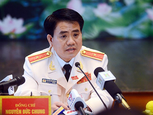 Tướng Nguyễn Đức Chung: Phải làm cho ra vụ đánh 2 luật sư - 1