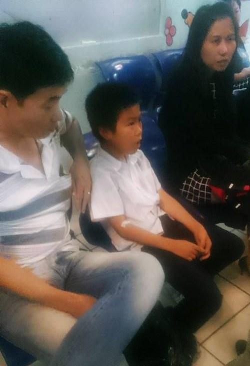 Hà Nội: 51 học sinh tiểu học nhập viện do bị ong đốt - 3