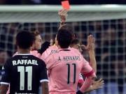 Bóng đá - Monchengladbach - Juventus: Thẻ đỏ tai hại
