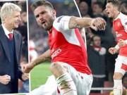 Bóng đá - Arsenal tới Munich: Phòng ngự, bóng dài và Giroud