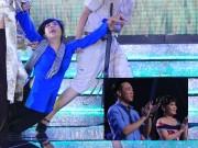 Ca nhạc - MTV - Trấn Thành rơi nước mắt vì Long Nhật