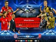 Bóng đá - Bayern Munich - Arsenal: Hiểm địa Allianz Arena