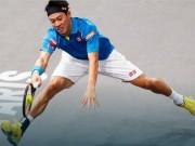 Thể thao - Paris Masters ngày 3: Nishikori nhọc nhằn đi tiếp
