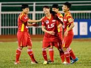 """Bóng đá - Đội bóng đá nữ TP HCM """"đánh tennis"""" với Hong Kong (TQ)"""