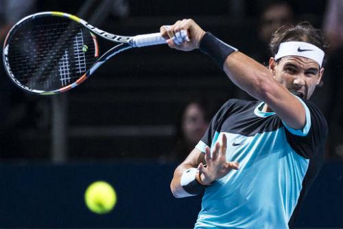 """Nadal - Rosol: """"Lướt"""" vào vòng trong  (V2 Paris Masters) - 1"""