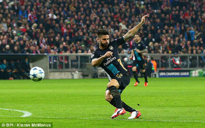 Chi tiết Bayern - Arsenal: Sụp đổ hoàn toàn (KT) - 4
