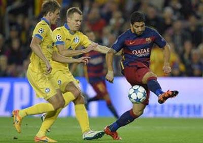 Chi tiết Barca - BATE Borisov: Trong cái rủi có cái may (KT) - 3