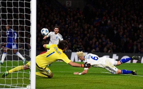 Video Chelsea vs Dynamo Kyiv - 1