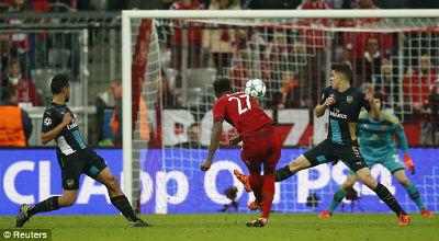 Chi tiết Bayern - Arsenal: Sụp đổ hoàn toàn (KT) - 5