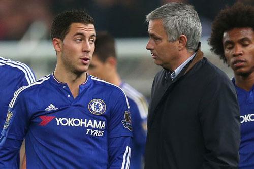 Mourinho tạm thoát hiểm: Bỏ Hazard là thượng sách - 2