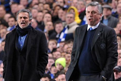 """Ancelotti bóng gió trở lại Anh, Mourinho """"khó ở"""" - 1"""
