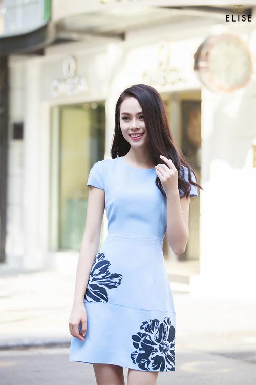 Quý cô Việt kiêu kỳ với sắc hoa trà đại đóa - 6