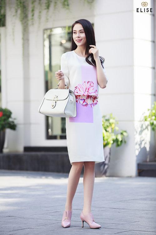 Quý cô Việt kiêu kỳ với sắc hoa trà đại đóa - 7