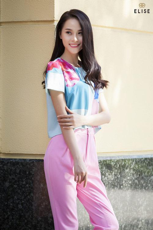 Quý cô Việt kiêu kỳ với sắc hoa trà đại đóa - 9