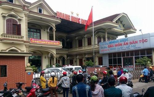 Hà Tĩnh: Án mạng trong khách sạn, một người tử vong - 1