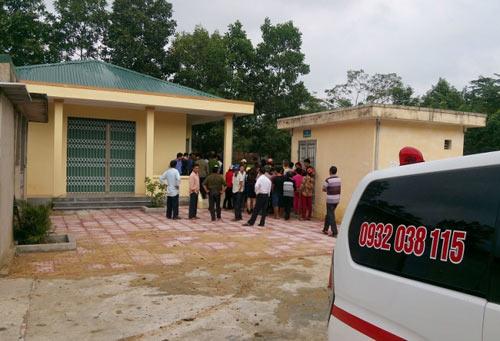 Hà Tĩnh: Án mạng trong khách sạn, một người tử vong - 2