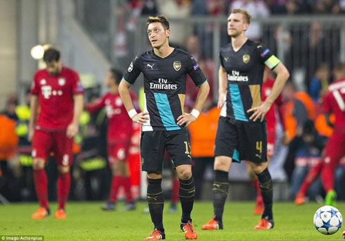 Sức mạnh của Bayern và số phận Arsenal - 2