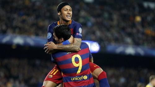 """""""Siêu nhân"""" Neymar: Bóng dáng thủ lĩnh ở Nou Camp - 2"""