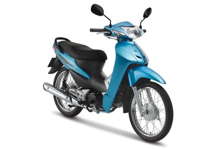 Honda Việt Nam giới thiệu phiên bản Wave Alpha mới - 2