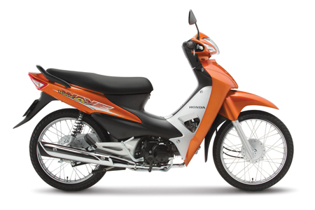 Honda Việt Nam giới thiệu phiên bản Wave Alpha mới - 3