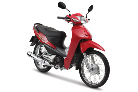 Honda Việt Nam giới thiệu phiên bản Wave Alpha mới - 4