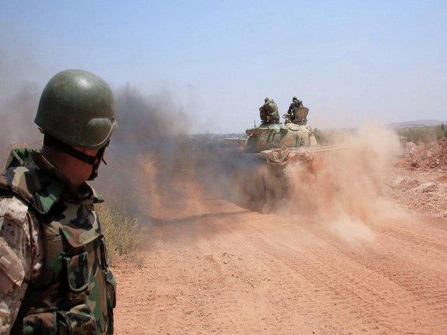 Không quân Nga giúp giành lại tuyến đường trọng yếu ở Syria - 2